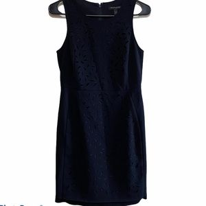 Banana Republic Sleeveless Dress Size Petite 0
